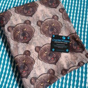 Pants - Adorable Bear Leggings *Plus Size*